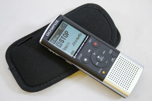 Reportofon digital Olympus VN-8600PC cu BONUS husa protectie